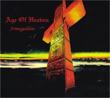 Age Of Heaven - Armageddon (CD)