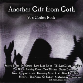 V/A - Another Gift From Goth (DCD)