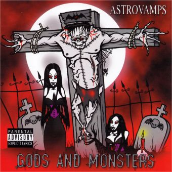Astrovamps - God And Monsters (CD)