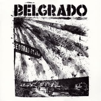Belgrado - Belgrado (LP)