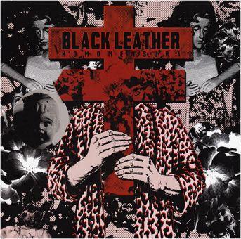 Black Leather - Homomensura (LP)