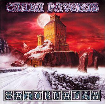 Cauda Pavonis - Saturnalia (CD-EP)