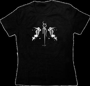 Chants Of Maldoror - T-Shirt 1 Girlie M