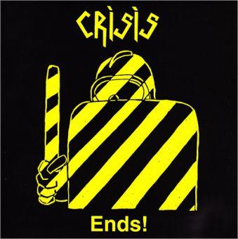 Crisis - Ends! (CD)