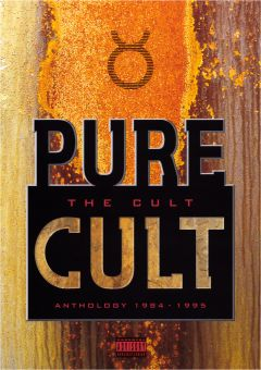 The Cult - Pure Cult 1984 - 1995 (DVD)