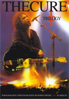 The Cure - Trilogy (2DVD)