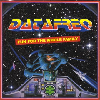 Datafreq - Fun For The Whole Family (CD)