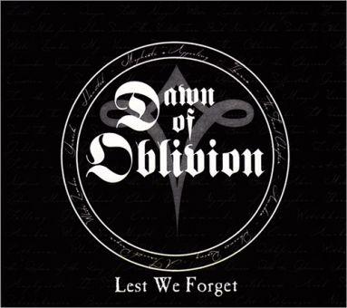 Dawn Of Oblivion - Lest We Forget (CD)