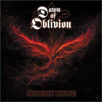 Dawn Of Oblivion - Phoenix Rising (CD)