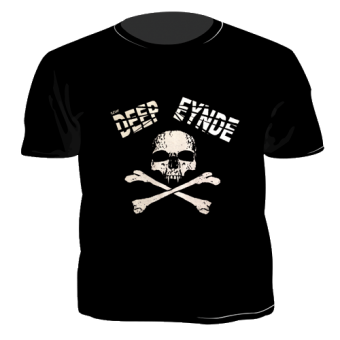 "The Deep Eynde - T-Shirt ""Vampire Skull"""