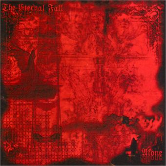 The Eternal Fall - Alone (CDr)