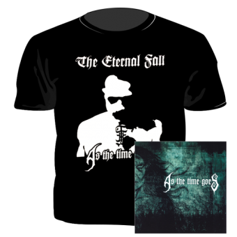 The Eternal Fall - As The Time Goes Special (CD+DVD+T-Shirt) M