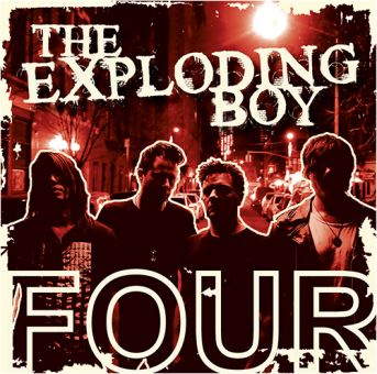 The Exploding Boy - Four (CD)