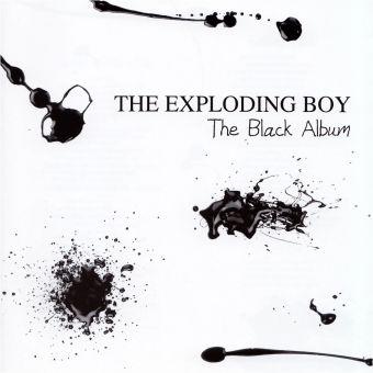 The Exploding Boy - The Black Album (CD)