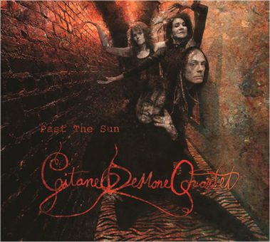 Gitane Demone Quartet - Past The Sun (CD)