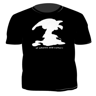 "Götterdämmerung - T-Shirt ""Of Whores And Culture"" M"