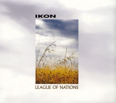 Ikon - League Of Nations (CD)