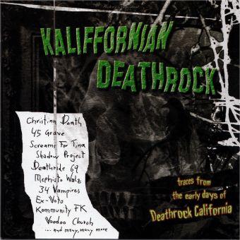 V/A - Kaliffornian Deathrock (CD)