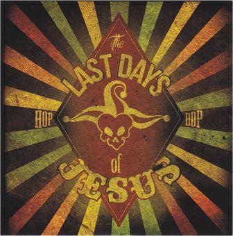 The Last Days Of Jesus - Hop-Hop (Maxi-CD)