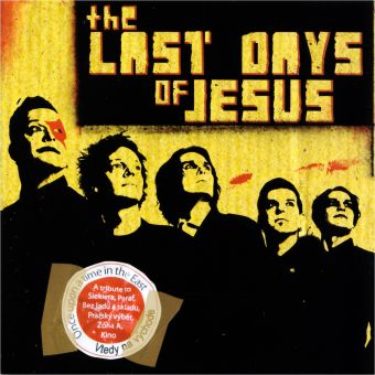 The Last Days Of Jesus - Once Upon A Time In The East (CD)