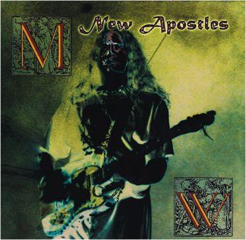 Mephisto Walz - New Apostles (CD)