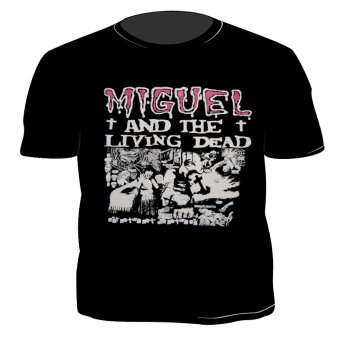 Miguel And The Living Dead - T-Shirt L