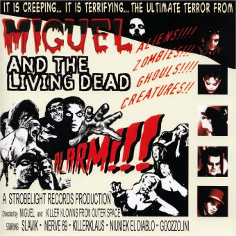 Miguel And The Living Dead - Alarm !!! (CD)