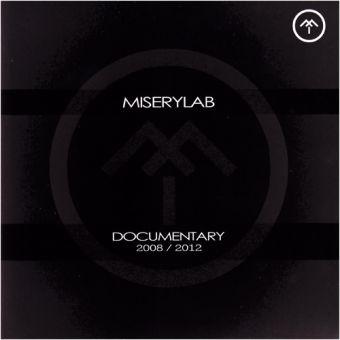 """Miserylab - Documentary 2008/2012 (CD+7"""")"""