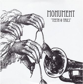 "Monument - Teeth And Tails (10""-EP)"