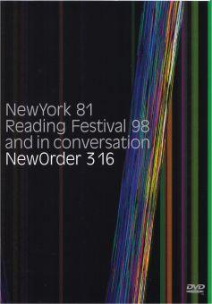New Order - New Order 316 (DVD)