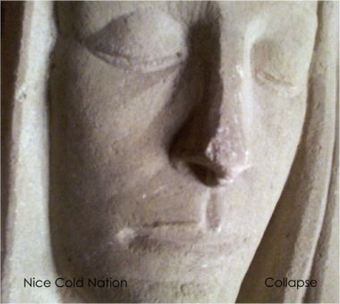 Nice Cold Nation - Collapse (CDr)