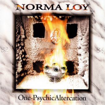 Norma Loy - One/Psychic Altercation (CD)