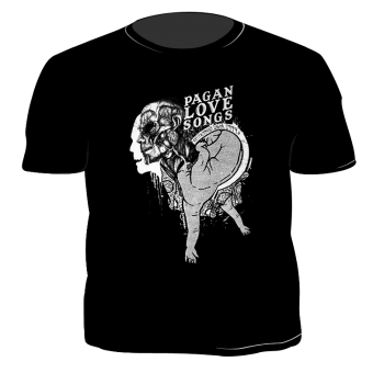 "Pagan Love Songs - T-Shirt ""10th anniversary"""