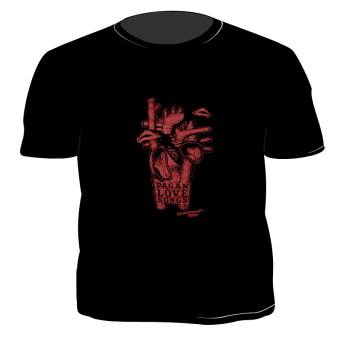 "Pagan Love Songs - T-Shirt ""Party"""