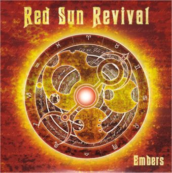 Red Sun Revival - Embers (CD-EP)