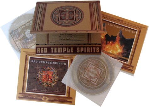 Red Temple Spirits - 2CD limited edition
