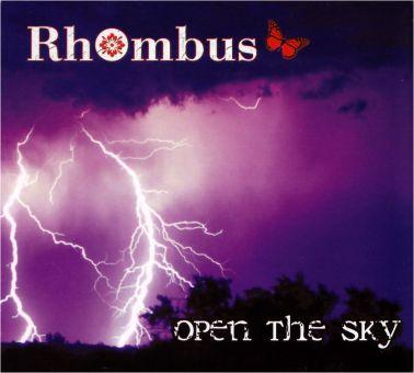 Rhombus - Open The Sky (CD)