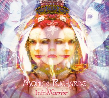 Monica Richards - InfraWarrior (CD)