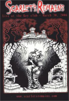 Scarlet's Remains - Live At The Key Club 2006 (DVD)