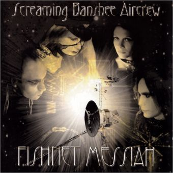 Screaming Banshee Aircrew - Fishnet Messiah (CD)