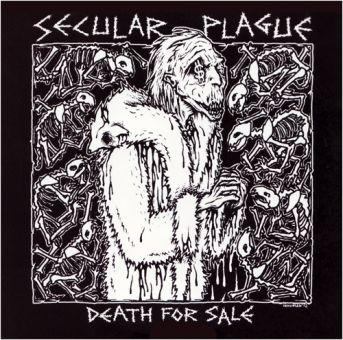 Secular Plague - Death For Sale (CD)