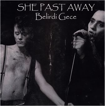 She Past Away - Belirdi Gece (CD)