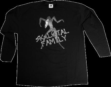 Skeletal Family - Long Sleeve