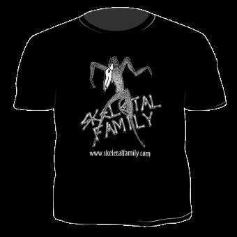 Skeletal Family - T-Shirt