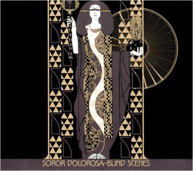 Soror Dolorosa - Blind Scenes (LP-gold vinyl)