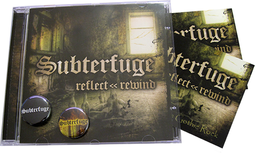Subterfuge - reflect << rewind (CD) Special Edition