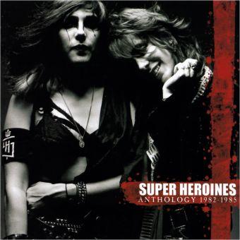 Super Heroines - Anthology 1982-1985 (CD)