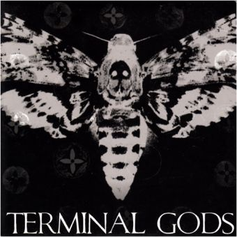 "Terminal Gods - Lessons In Fire / The Card Player (7"")"