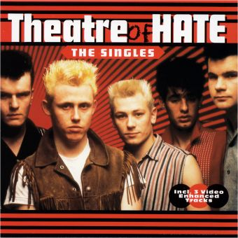 Theatre of Hate - The Singles (CD)