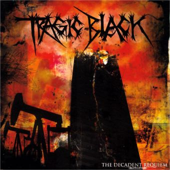 Tragic Black - The Decadent Requiem (CD)
